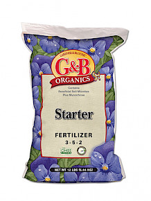 G&B Starter Fertilizer