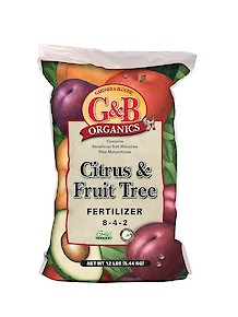 G&B Citrus & Fruit Tree Fertilizer