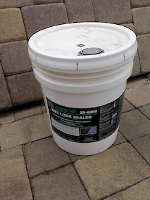SureBond Wet Look Sealer 5 Gallon
