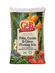 G&B Organics Palm, Cactus & Citrus