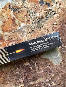 Hearth Matches