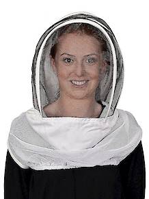 Humble Bee 211-Polycotton Beekeeping Veil w/Fencing Hood