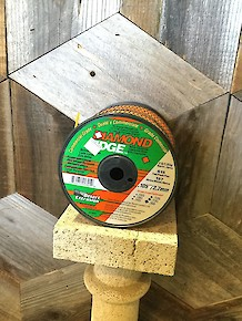 "Trimmer Line-Diamond .105"" 3LB Spool"