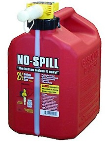 Fuel Can - 2.5 Gal