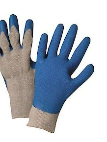 Rubber Work Glove