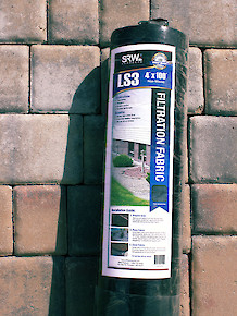 SRW LS3 Filter Fabric