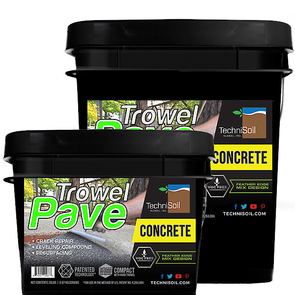 TechniSoil Trowel Pave - Concrete | Bee Green Recycling
