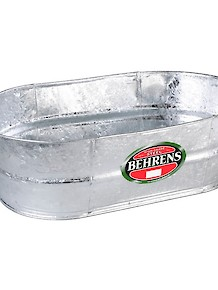 Galvanized HD Oval Tub