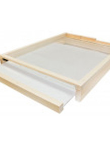 10 Frame Varroa Screened with Drawer