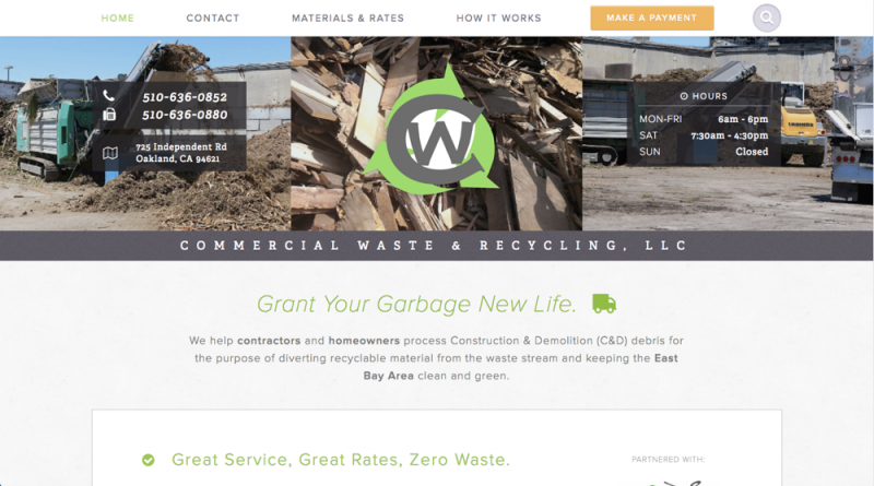 Commercial Recycling Company