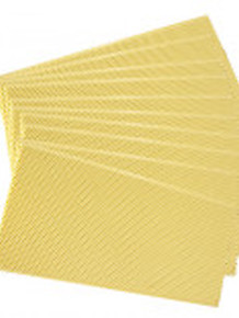 "8 1/2"" Rite Cell Wax Comb"