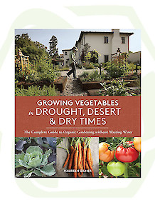 Growing Vegetables in a Drought