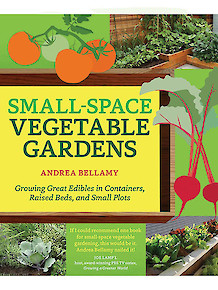 Small Space Vegetable Gardens