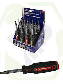 6 in 1 Interchangeable Screwdriver
