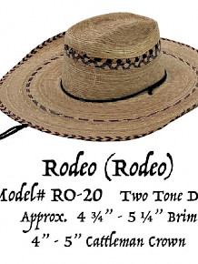 Hat - Rodeo