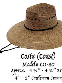 Hat - Costa (Coast)